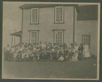 [Battleford school children ? circa 1906-1908]