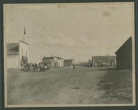 Main Street, Battleford, 1903