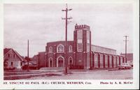 St. Vincent de Paul (R.C.) Church, Weyburn, Can.