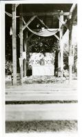 Shrine at St. Laurent 1925