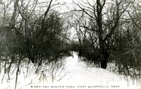 B-Say-Tah Winter Trail, Fort Qu'Appelle, Sask.
