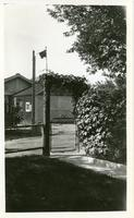 [View of residential lot]