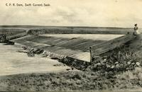 C.P.R. Dam, Swift Current, Sask.