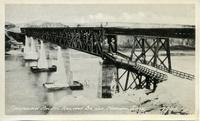 Canadian Pacific Railway Bridge, Nipawin, Sask.