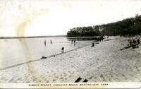 Aumack Resort, Crescent Beach, Meeting Lake, Sask.