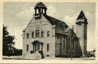Town Hall, Wolseley, Sask.