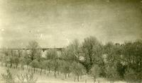 [View of University Bridge from Spadina Crescent]