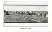 ~Yorkton~ Saskatchewan. [Birds eye view of Yorkton]