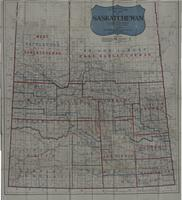 Scarborough's new map of Saskatchewan