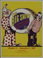 The Big Show Andrew King's Show Prints 1919-1958