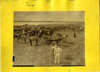 Third annual sports, Duck Lake, July 18th, 1891