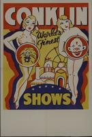 Conklin World's Finest Shows poster
