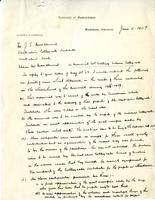 Letter from A.J. Pyke to F. J. E. MacDermid, June 5, 1937