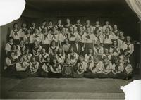 Festival Chorus June, 1920
