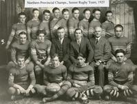 Northern Provincial Champs., Senior Rugby Team, 1929