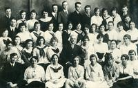 June 1917 Senior Graduating Class