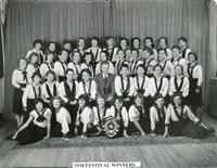 1938 Festival Winners