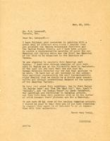 Letter from AWC to F.N. Loveroff, Nov. 25, 1926.