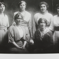 Women's Literary Society 1915-16