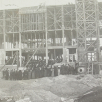Regina College - Cornerstone Laying Ceremony