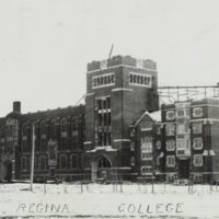 College Avenue Campus - ca. 1914.