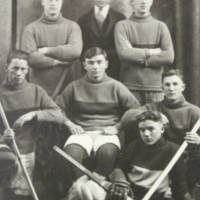 Cougars- Men`s Hockey - ca. 1920-21