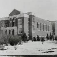 Darke Hall - ca. 1930