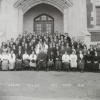Faculty (General) - Fall 1914