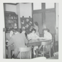 Library - ca. 1952-53