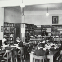 Library - 1941 or 1942