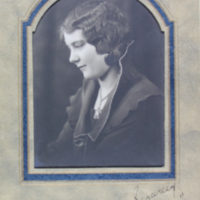 Betty Billett - ca. 1928