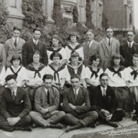 Students Representative Council  - 1922-23