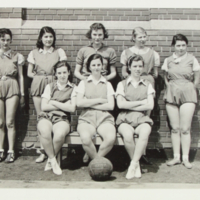 Courgars - Women's Basketball (Junior Team) - 1934-35