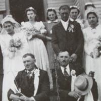 A Double Wedding at Bekevar