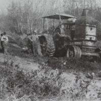 Road Construction 1926 - 1927