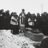 Andrew Yanyu Funeral 1949