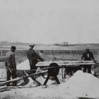 Sawing Wood 1932