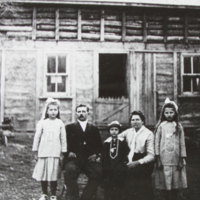 The Bondar Home in the Early 1920's