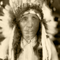 Chief Charlie Fox (Cree)