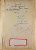 RCMP Letter Book 1889