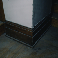 Convocation Hall - Balcony, Column Base