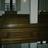 Convocation Hall - Balcony Seating, North