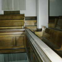 Convocation Hall - Balcony Seating, South