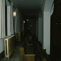 Convocation Hall - Balcony Seating, North Side