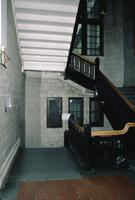 College Building Ground Floor - South Stair
