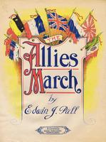 The Allies March