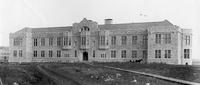 Administration Building of the University of Saskatchewan after its construction