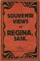 Souvenir views of Regina, Saskatchewan