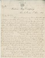 Letter to Angus McKay from Thomas Anderson