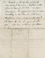 Letter to Angus McKay from William Kennedy